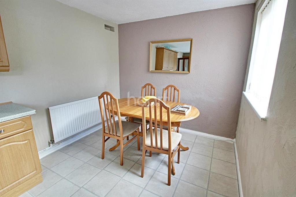 2 Bedrooms Terraced House for sale in Duloe Gardens