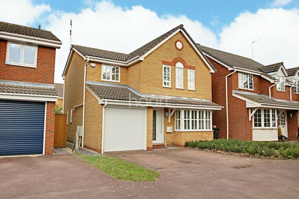 4 Bedrooms Detached House for sale in Fenton Grange, Church Langley, Harlow