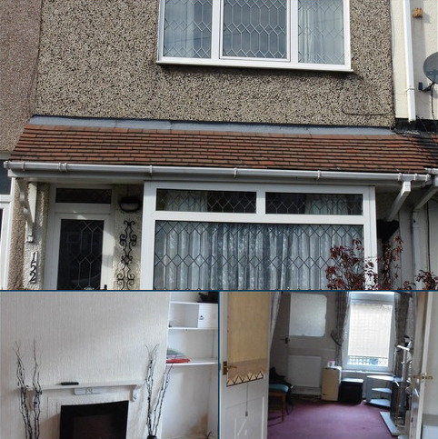 3 bedroom terraced house for sale - Blundell Avenue , Cleethorpes DN35