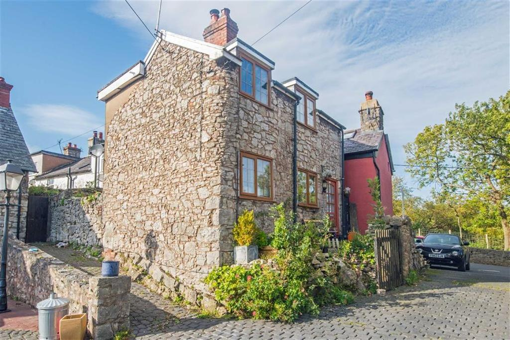 2 Bedrooms Cottage House for sale in Ty Coch Street, Henllan, Denbigh