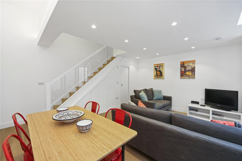 1 Bedroom Flat for sale in Greyhound Road, London, W6