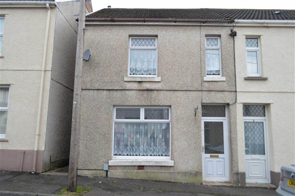 3 Bedrooms Semi Detached House for sale in Richmond Road, Swansea, SA4