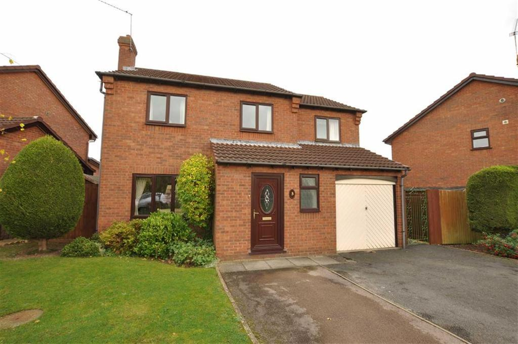 4 Bedrooms Detached House for sale in The Seekings, Whitnash, Leamington Spa