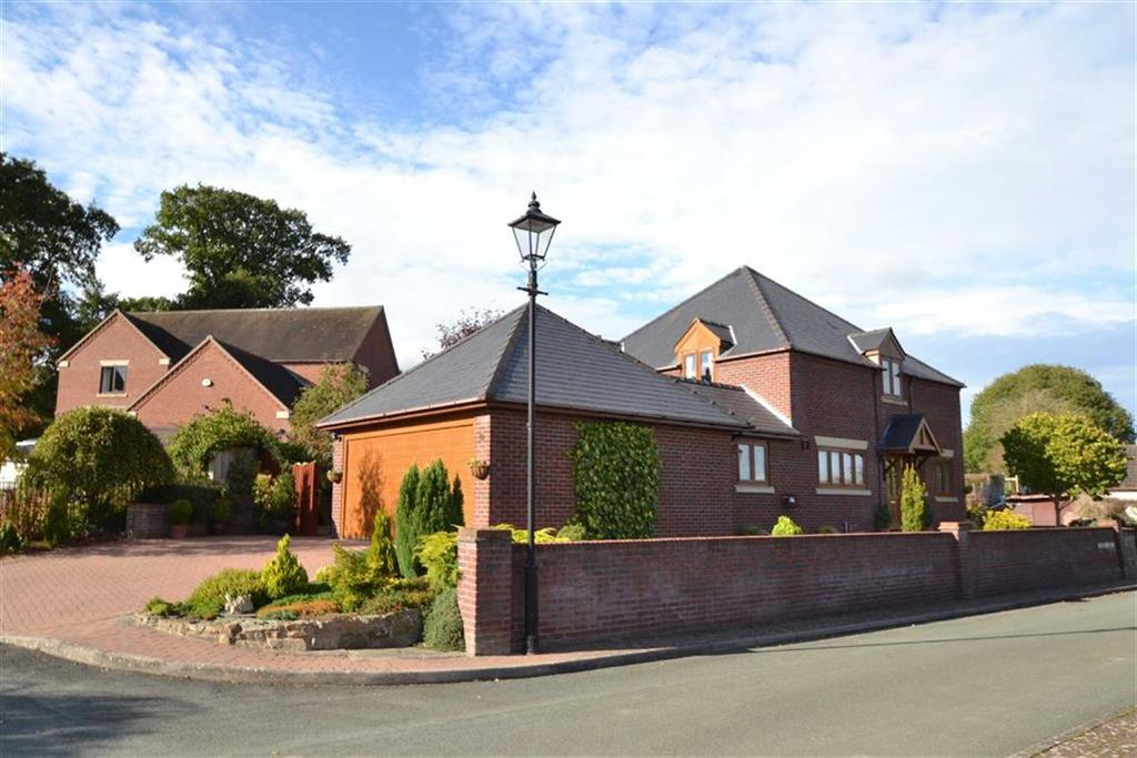 4 Bedrooms Detached House for sale in Greene Close, Craven Arms