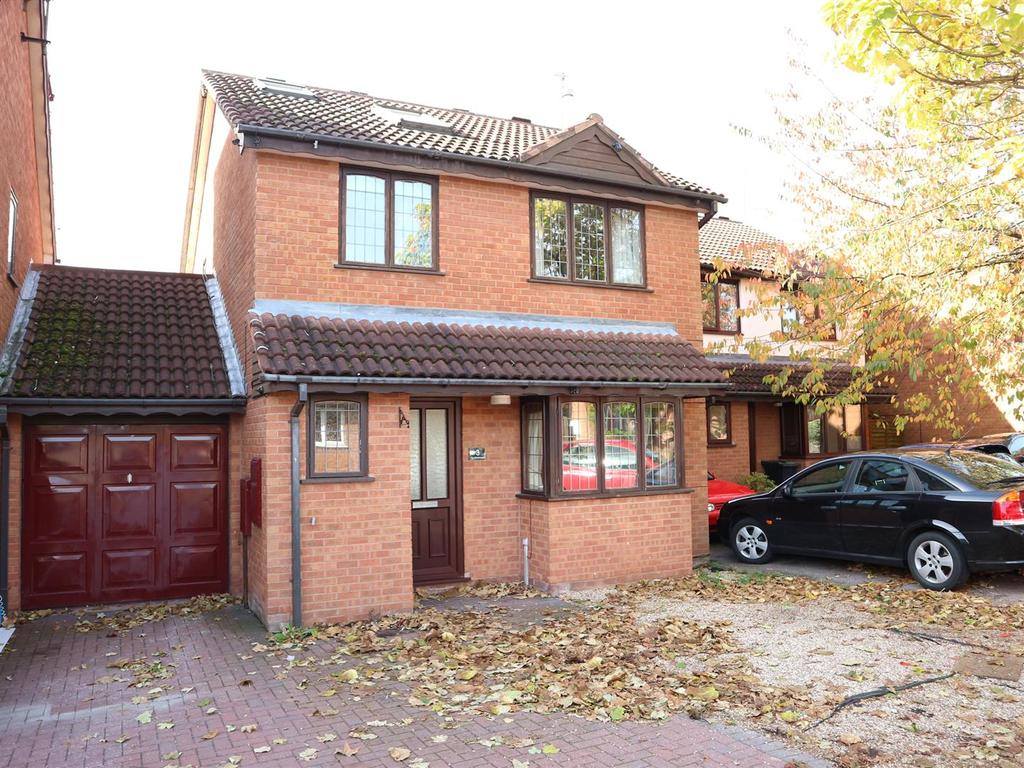 3 Bedrooms Link Detached House for sale in The Greenwoods, Stourbridge