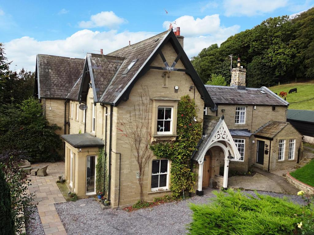 5 Bedrooms Unique Property for sale in Nunwood House, Apperley Bridge