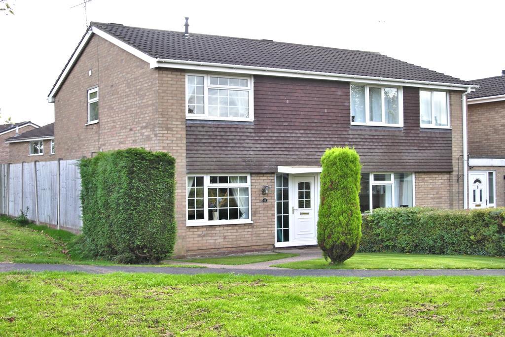 3 Bedrooms Semi Detached House for sale in ALDERSLEIGH DRIVE, WILDWOOD, STAFFORD ST17