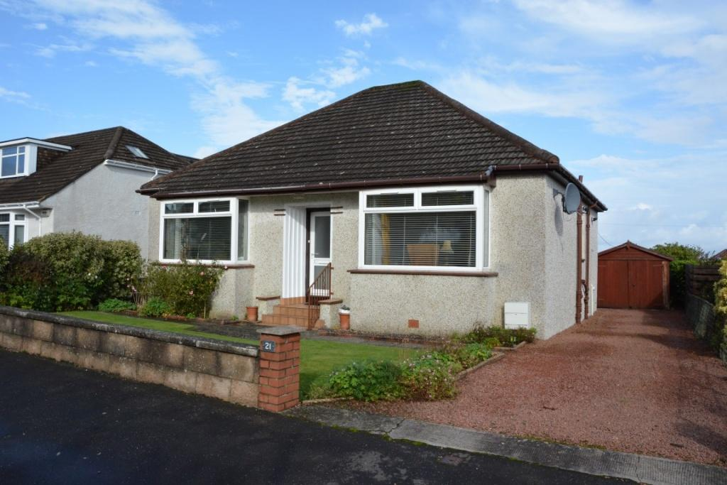 2 Bedrooms Detached House for sale in 21 Paidmyre Crescent, Newton Mearns, G77 5AQ