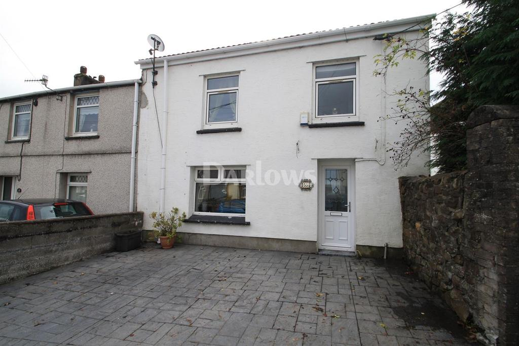 3 Bedrooms End Of Terrace House for sale in Scwrfa Road, Dukestown, Tredegar, Blaenau Gwent