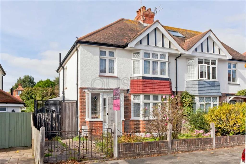 3 Bedrooms House for sale in Woodhouse Road, Hove