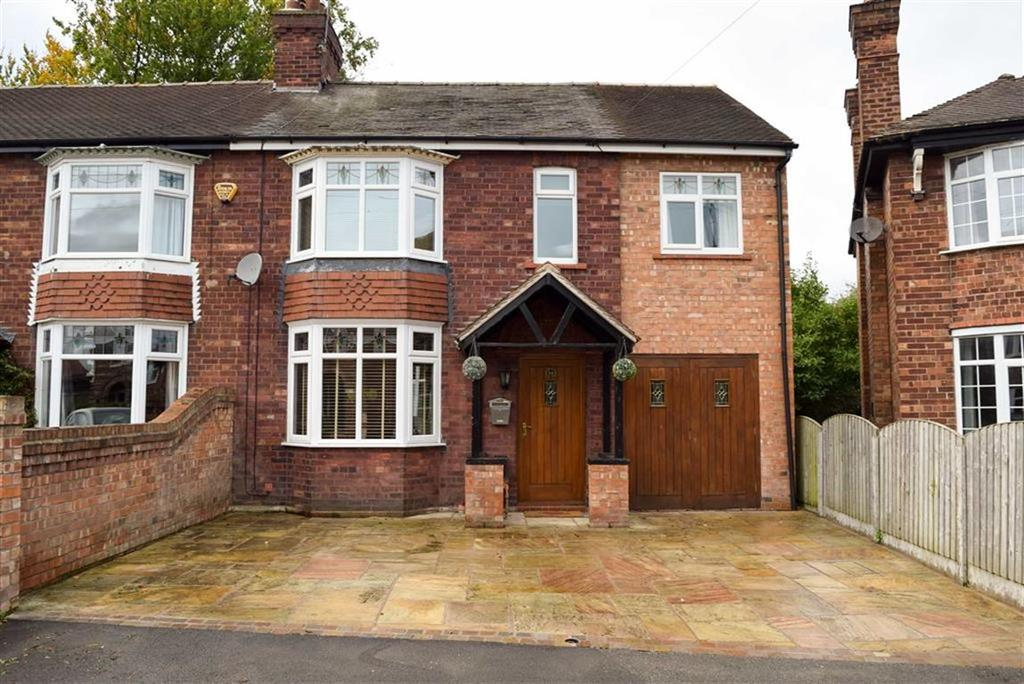 3 Bedrooms Semi Detached House for sale in Westlands Road