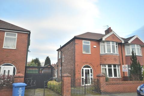 3 bedroom semi-detached house to rent - Granby Road, Stretford, Manchester