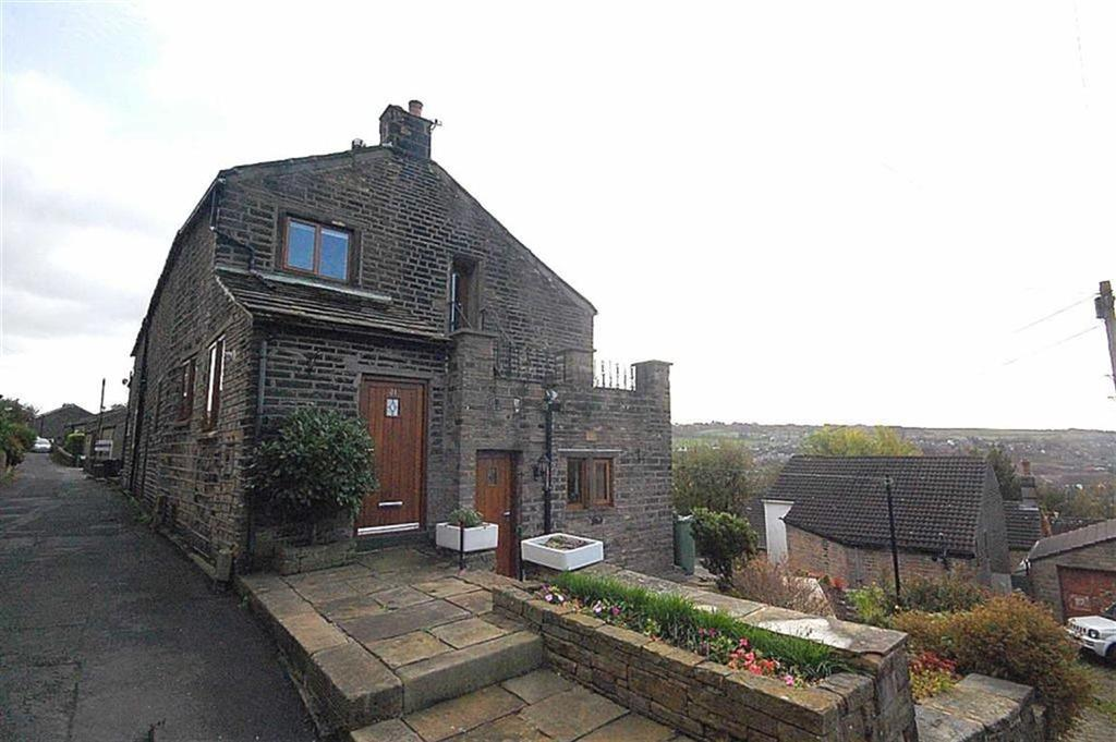2 Bedrooms Cottage House for sale in Handel Street, Golcar, Huddersfield, HD7