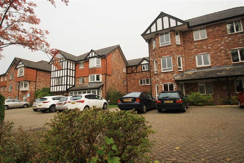 2 Bedrooms Retirement Property for sale in Canterbury Grange, Grove Avenue, Wilmslow