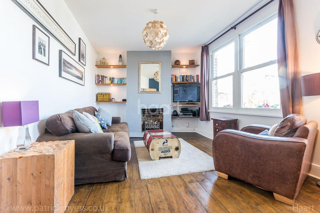 2 Bedrooms Flat for sale in Piermont Road, East Dulwich, London, SE22