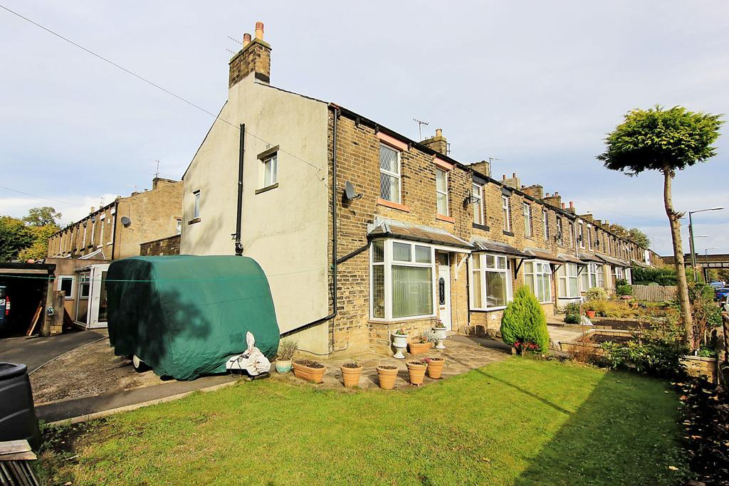 3 Bedrooms End Of Terrace House for sale in 34 Aireview Terrace, Skipton,