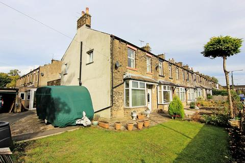 3 bedroom end of terrace house for sale - 34 Aireview Terrace, Skipton,