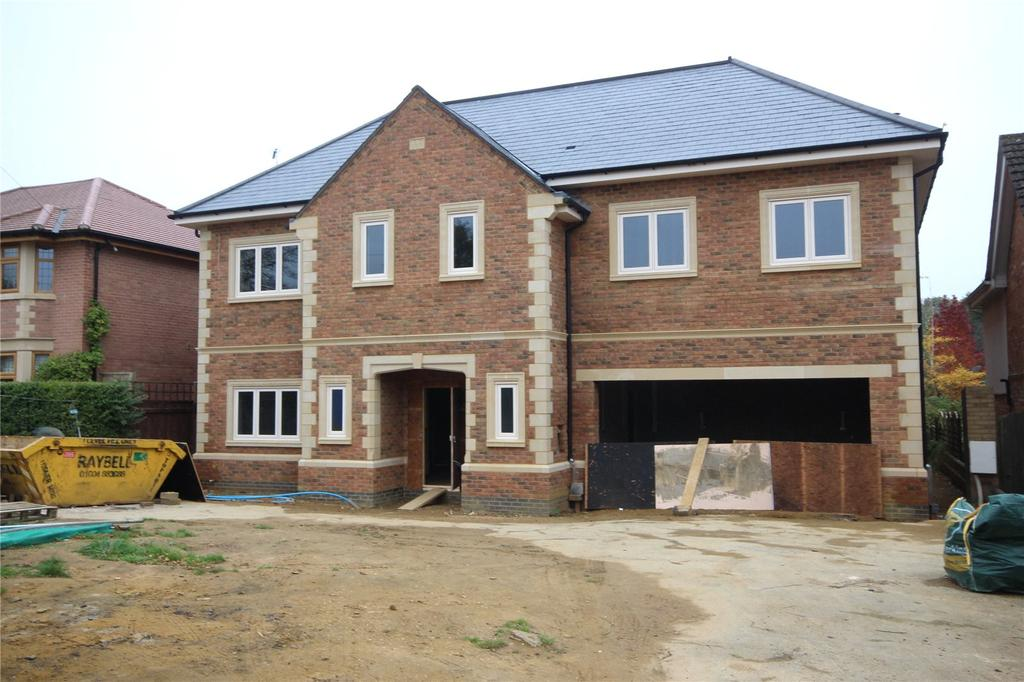 5 Bedrooms Detached House for sale in Howard Lane, Boughton, Northamptonshire, NN2