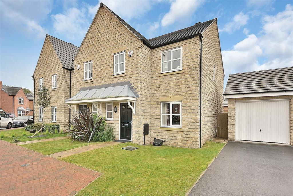 3 Bedrooms Town House for sale in Lacey Grove, Annesley