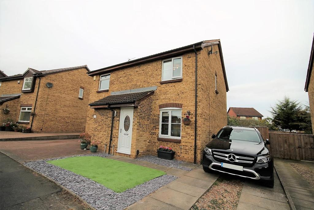 2 Bedrooms Semi Detached House for sale in Barford Close, Norton, Norton