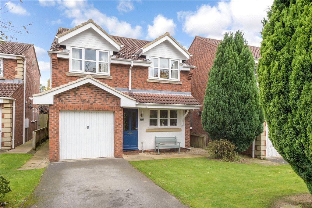 3 Bedrooms Detached House for sale in Whitcliffe Lane, Ripon, North Yorkshire
