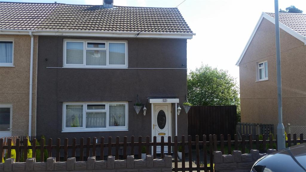 3 Bedrooms End Of Terrace House for sale in Lon Hafren, Morriston, Swansea