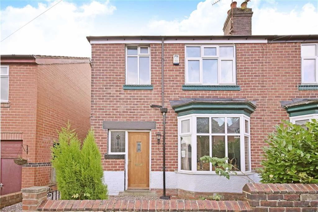3 Bedrooms Semi Detached House for sale in 17, Swaledale Road, Caterknowle, Sheffield, S7
