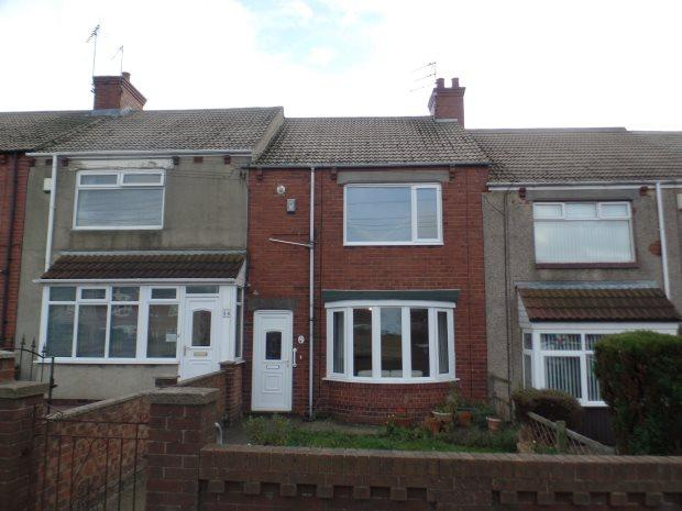 2 Bedrooms Terraced House for sale in GLENHOLME TERRACE, BLACKHALL, PETERLEE AREA VILLAGES