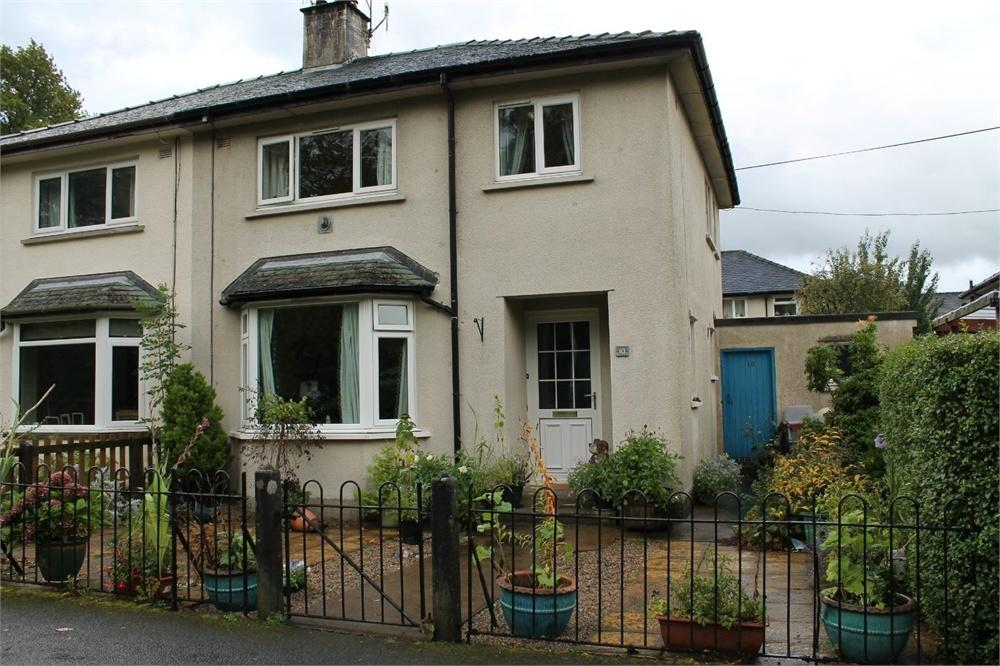 3 Bedrooms Semi Detached House for sale in 10 Latrigg Close, Keswick, Cumbria