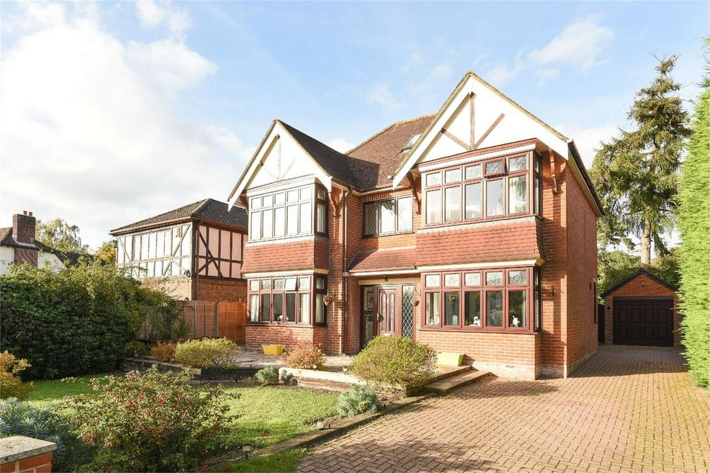 5 Bedrooms Detached House for sale in Western Road, Hiltingbury, Chandler's Ford, Hampshire