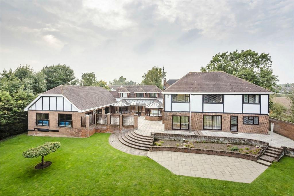 6 Bedrooms Detached House for sale in The Village, Little Hallingbury, BISHOP'S STORTFORD, Essex