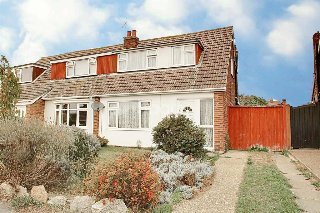 2 Bedrooms Semi Detached House for sale in Brightlingsea