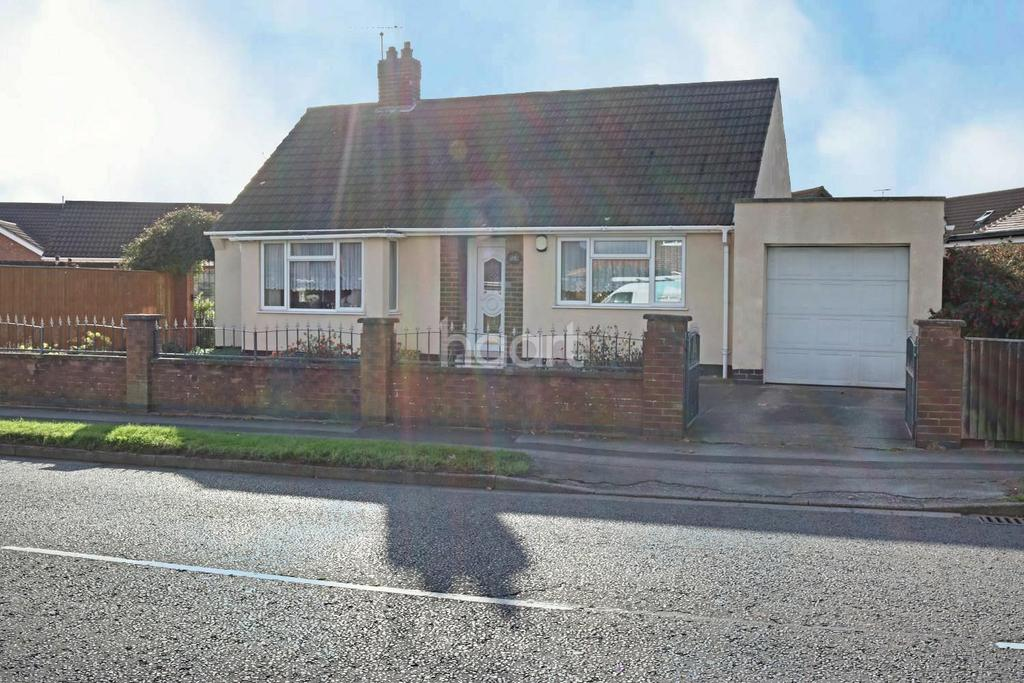 2 Bedrooms Bungalow for sale in Linby Road, Hucknall