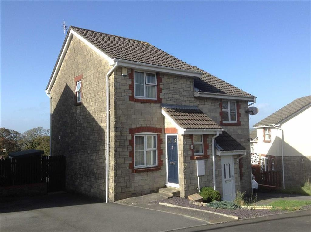 2 Bedrooms Semi Detached House for sale in Heol Waun Wen, Llangyfelach, Swansea