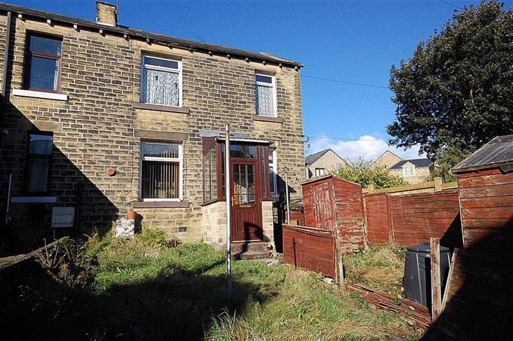 2 Bedrooms End Of Terrace House for sale in Ashfield Terrace, Greetland, Halifax, HX4