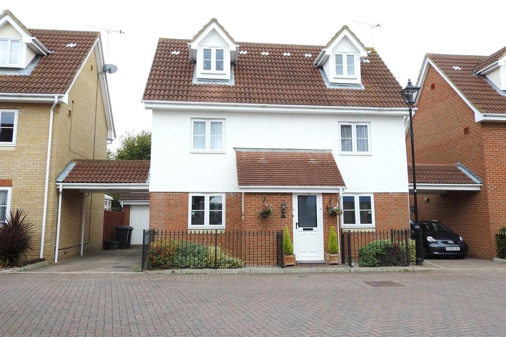 4 Bedrooms Detached House for sale in Yonge Close, Boreham, Chelmsford