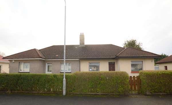 2 Bedrooms Semi Detached Bungalow for sale in 22 McKillop Place, Saltcoats, KA21 6AZ