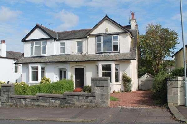3 Bedrooms Semi-detached Villa House for sale in 61 Gartmore Road, Ralston, Paisley, PA1 3NG