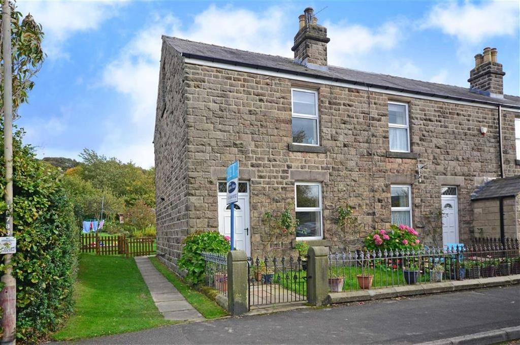 3 Bedrooms End Of Terrace House for sale in 1, Oddfellows Terrace, Hathersage, S32