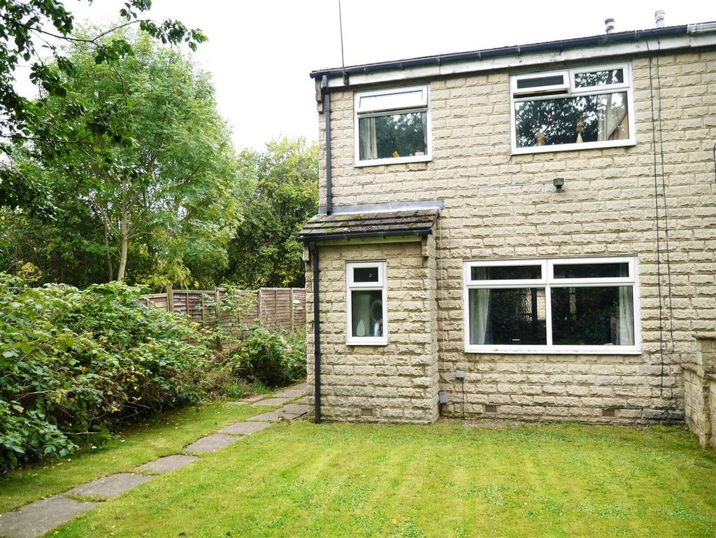 3 Bedrooms Semi Detached House for sale in Harrogate Terrace, Undercliffe, Bradford, BD3 0LF