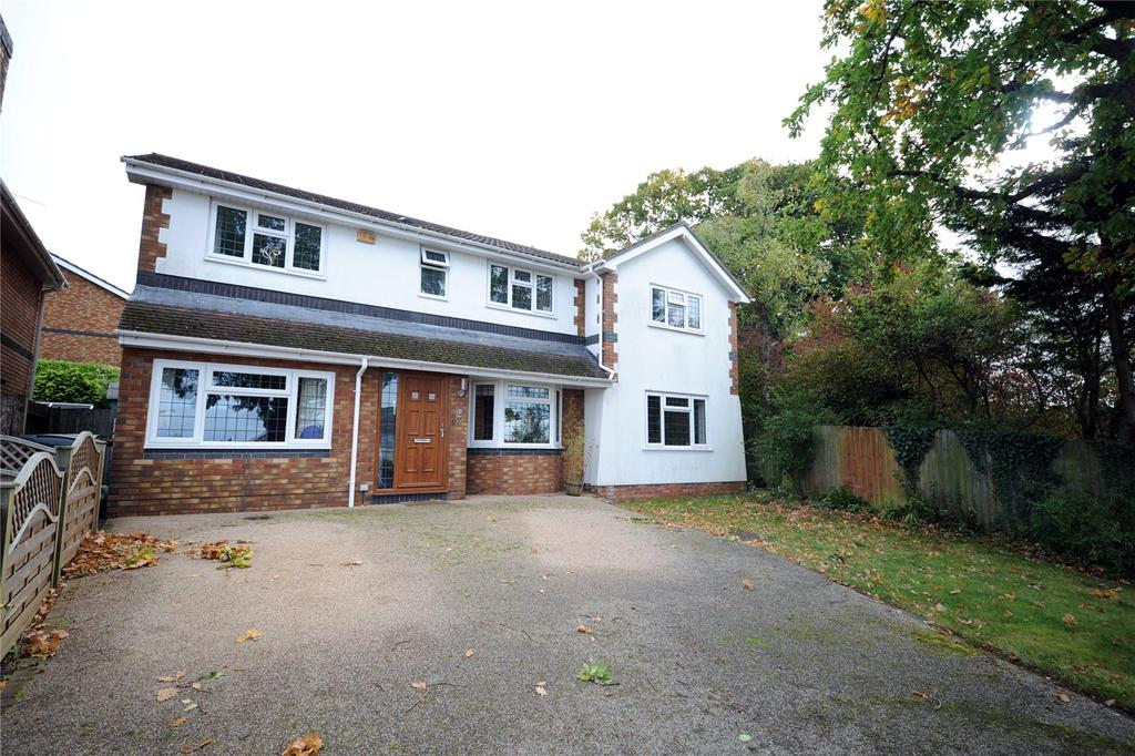 5 Bedrooms Detached House for sale in Ffordd Cwellyn, Cyncoed, Cardiff, CF23
