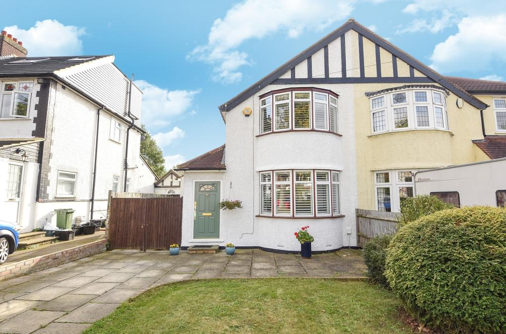 3 Bedrooms Semi Detached House for sale in Southborough Lane Bromley BR2