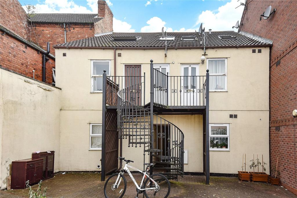 1 Bedroom Flat for sale in St Johns Court, Grantham, NG31