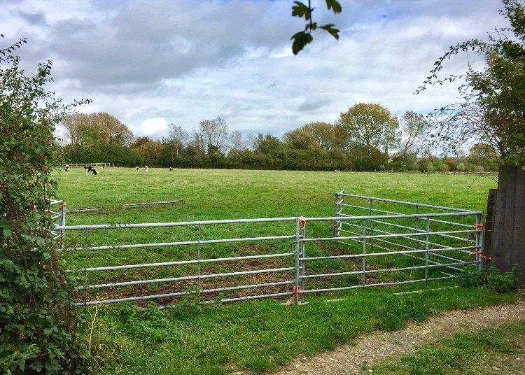 Land Commercial for sale in Longwick, Princes Risborough, Buckinghamshire