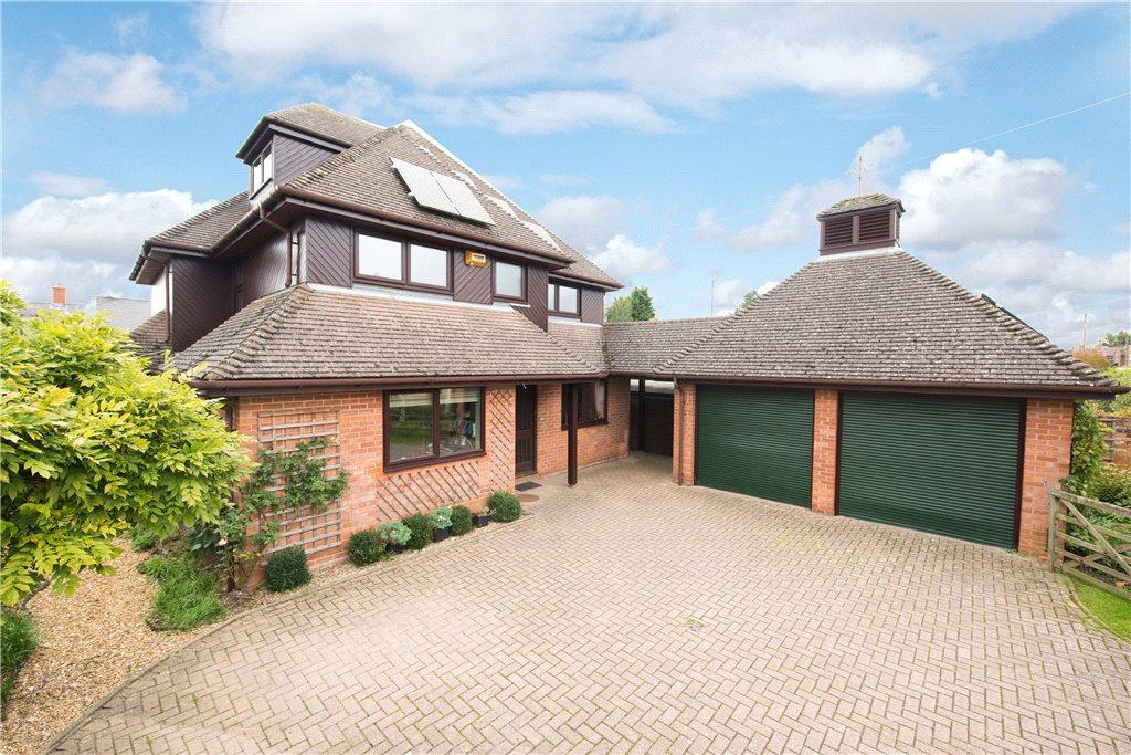 5 Bedrooms Detached House for sale in Verney Road, Winslow, Buckinghamshire