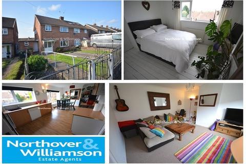 3 bedroom semi-detached house for sale - Honiton Road, Llanrumney, Cardiff. CF3