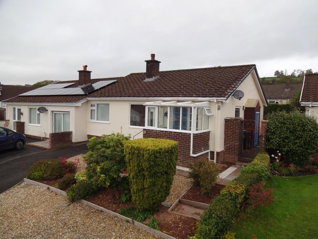 2 Bedrooms Bungalow for sale in Valentines, Dulverton