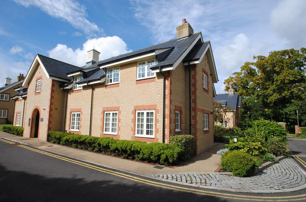 2 Bedrooms Apartment Flat for sale in Stable Court, Gatchell Oaks