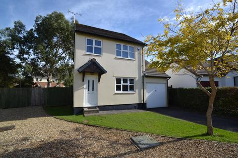 3 bedroom detached house for sale - Wester-Moor Close, Roundswell