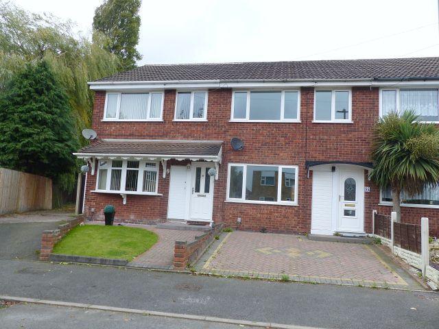 3 Bedrooms Terraced House for sale in Blenheim Way,Great Barr,Birmingham
